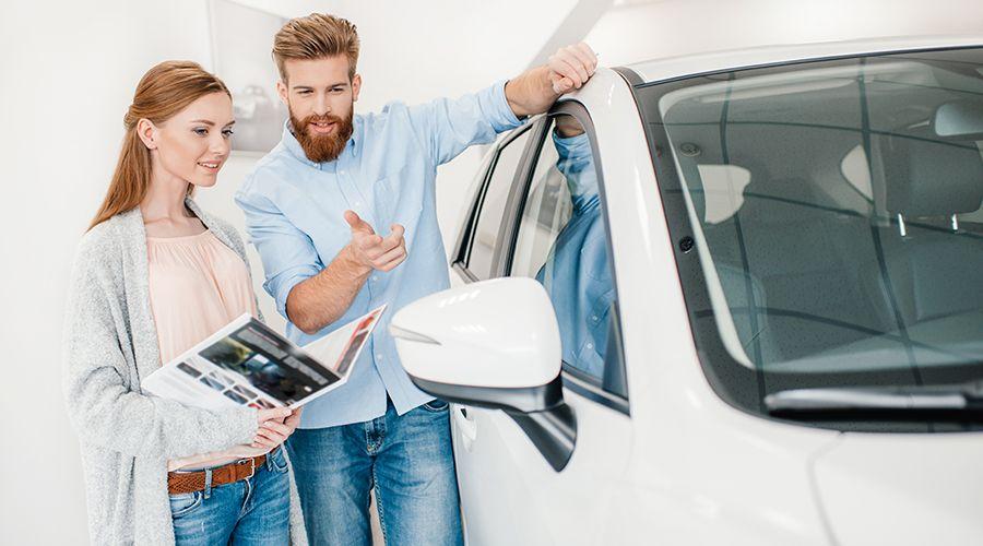 Договор покупки при покупке автомобиля